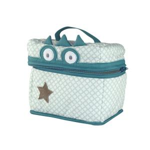 Little Crevette - CRVA - Trousse de toilette Crocodile (393498)