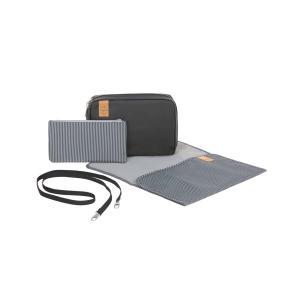 Lassig - 1106009000 - Pochette de change Tyve noir (393654)
