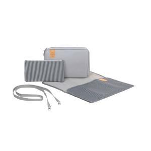 Lassig - 1106009201 - Pochette de change Tyve gris (393656)