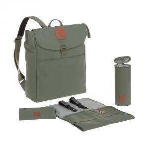 Lassig - 1103015513 - Sac à dos à langer Adventure olive (393664)