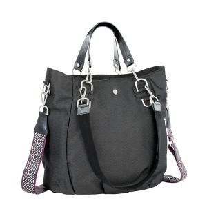 Lassig - 1101002012 - Sac Mix'n Match noir denim (393696)
