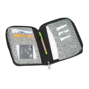Lassig - 1106010118 - Pochette carnet de santé Pointillés blanc cassé (393830)