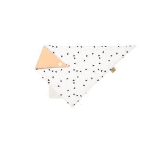 Lassig - 1311011824 - Bandana avec élément de dentition Little Spookies pêche (394004)