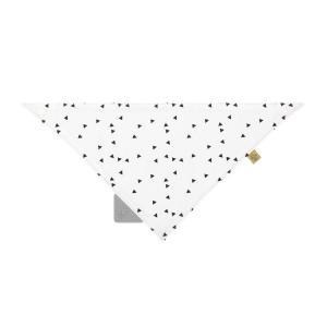 Lassig - 1311011543 - Bandana avec élément de dentition Little Spookies olive (394006)