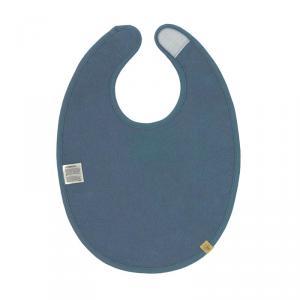 Lassig - 1311006435 - Bavoirs éponge médium Glama Lama bleu (394060)