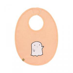 Lassig - 1311006824 - Bavoirs éponge médium Little Spookies pêche (394066)