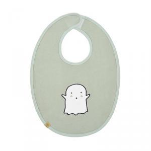 Lassig - 1311006543 - Bavoirs éponge médium Little Spookie olive (394068)