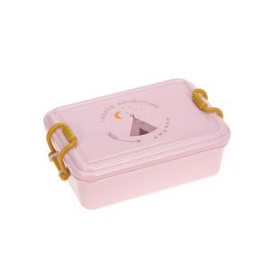 Lassig - 1210027749 - Boîte à goûter Adventure Tente (394434)