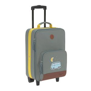 Lassig - 1204005462 - Valise à roulettes Adventure Bus (394618)