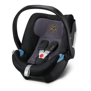 Cybex - 519000727 - Siège auto Aton 5 Premium Black-noir (394838)