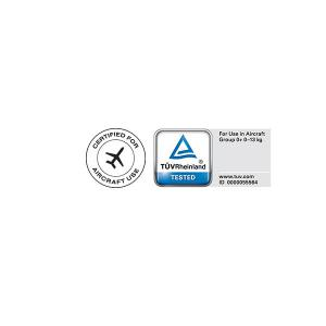 Cybex - 519000787 - Siège auto Aton M Premium Black-noir (394862)