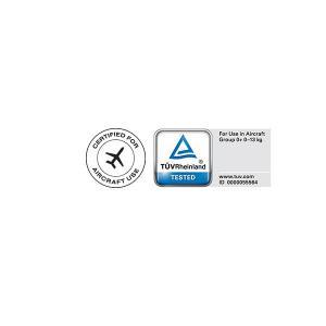 Cybex - 519000793 - Siège auto Aton M Tropical Blue-bleu marine (394864)