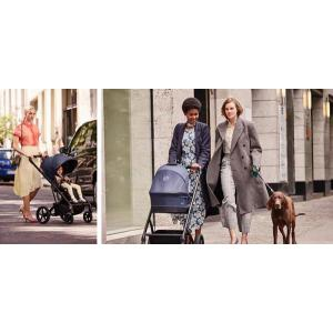 Cybex - 519001475 - Poussette Balios S Denim Manhattan Grey-gris (394912)