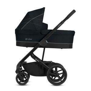 Cybex - 519001503 - Nacelle S Denim Lavastone Black-black (395004)