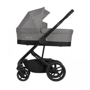 Cybex - 519001495 - Nacelle S Denim Manhattan Grey-gris (395006)