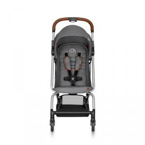 Cybex - 519001511 - Poussette Eezy S Denim Manhattan Grey-gris (395034)