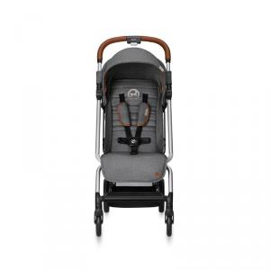 Cybex - 519001765 - Poussette Eezy S+ Denim Manhattan Grey-gris (395072)