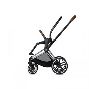 Cybex - 519002623 - Châssis et structure siège ePriam Chrome (finitions marron) (395094)