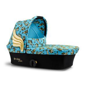 Cybex - 519002065 - Nacelle Luxe Mios Jeremy Scott Cherub Blue-bleu (395230)