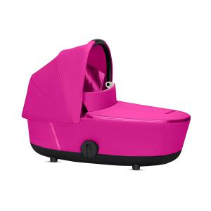 Cybex - 519002491 - Nacelle Luxe Mios Fancy Pink-violet (395236)