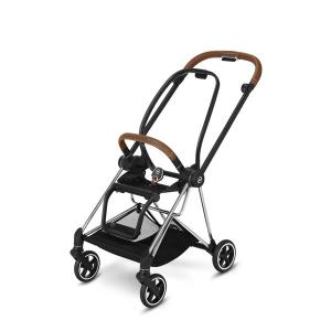 Cybex - 519002409 - Châssis et structure siège Mios Chrome (finitions marron) (395268)