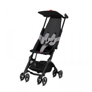 GoodBaby - 619000269 - Pockit Air All-Terrain/Velvet Black-black PU1 (395292)