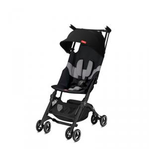 GoodBaby - 619000215 - POCKIT+ ALL-TERRAIN Velvet Black - black (395300)