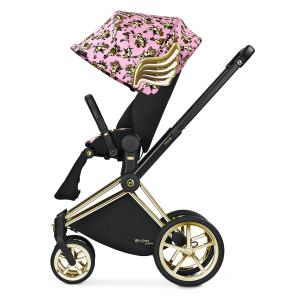 Cybex - 519001983 - Poussette Priam Jeremy Scott Cherub Rose (395316)