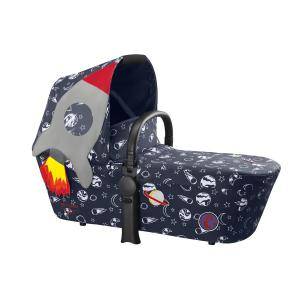Cybex - 519002097 - Nacelle Luxe Priam Anna K R Space Rocket-navy blue (395320)