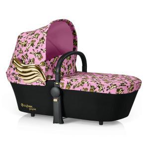 Cybex - 519002013 - Nacelle Luxe Priam Jeremy Scott Cherub Pink-pink (395334)