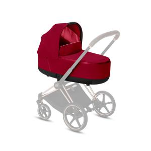 Cybex - 519002375 - Nacelle Luxe Priam True red-rouge (395346)