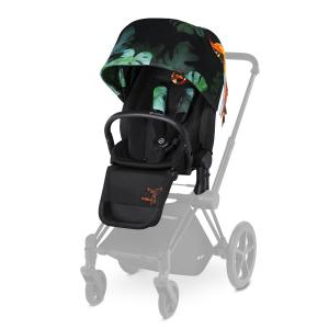 Cybex - 519002195 - Habillage de siège Priam Birds of Paradise (395350)