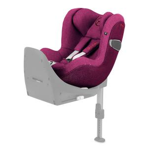 Cybex - 519003017 - Siège auto Sirona Z i-Size Plus Passion Pink-rose (395470)
