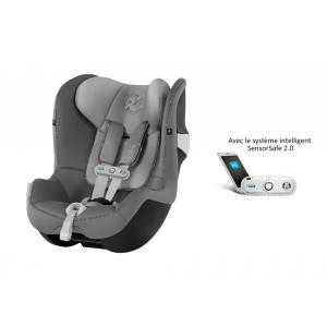 Cybex - 519001833 - Siège auto Sirona M2 i-Size avec SensorSafe Manhattan Grey-gris (395478)