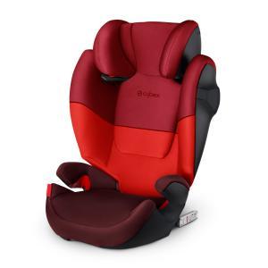 Cybex - 519001113 - Siège auto Solution M-fix Rumba Red-dark red (395540)