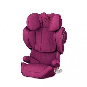Cybex - 519003041 - Siège auto Solution Z-fix Plus Passion Pink-rose (395560)