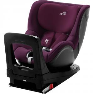 Britax Roemer - 2000030772 - DUALFIX i-SIZE Burgundy Red (396942)