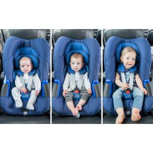 Britax Roemer - 2000029715 - Pack siège-auto BABY-SAFE² i-Size avec BASE FLEX Blue Marble (397064)