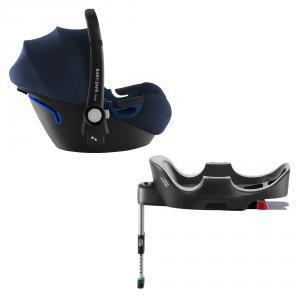 Britax Roemer - 2000029713 - Pack BABY-SAFE² i-Size et BASE FLEX Moonlight Blue (397070)