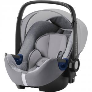 Britax Roemer - 2000030756 - Siège-auto naissance BABY-SAFE² i-Size Grey Marble (397094)