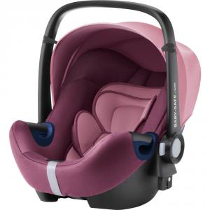 Britax Roemer - 2000029700 - Siège-auto naissance Britax BABY-SAFE² i-Size Wine Rose (397100)