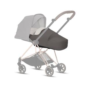 Cybex - 519002673 - Nacelle souple 2-en-1 Manhattan Grey (397678)