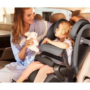 Cybex - 519001031 - Siège auto Pallas S-fix Premium Black (397684)