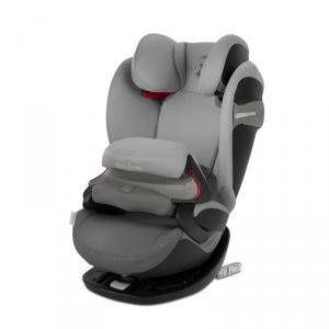 Cybex - 519001033 - Siège auto Pallas S-fix Manhattan Grey (397686)