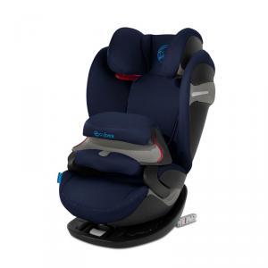 Cybex - 519001035 - Siège auto Pallas S-fix Indigo Blue (397688)