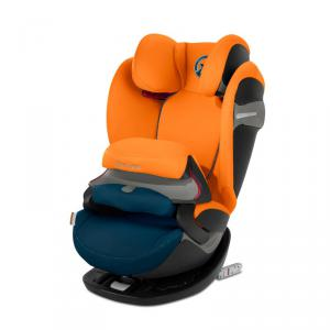 Cybex - 519001037 - Siège auto Pallas S-fix Tropical Blue (397690)
