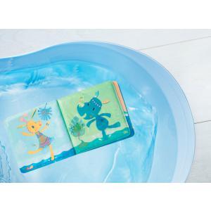 Lilliputiens - 83092 - Anatole SPLASH Le livre de bain magique (397930)