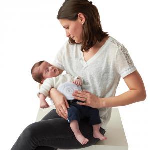 Candide - 405110 - Mini bouillotte de massage jersey pois (398250)