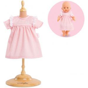 Corolle - 140380 - Vêtements Bébé 36 cm robe dragée - Mon Grand Poupon  - age 2+ (398806)