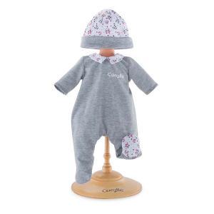Corolle - 140050 - Bébé pyjama panda party - taille 36 cm - âge : 2+ (398822)